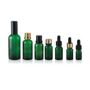 Oil glass bottle JYP